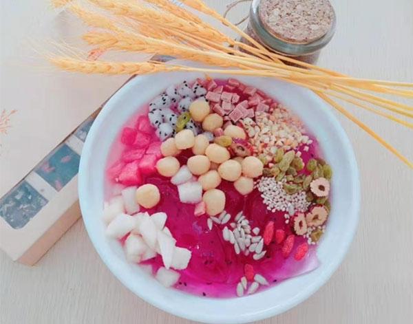 花式糍粑冰粉